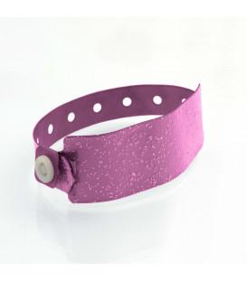 Bracelet Vinyle - Large - Fluo
