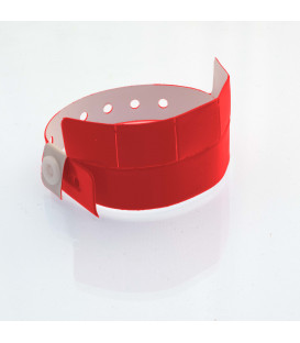 Bracelet vinyle 5 coupons - vierges