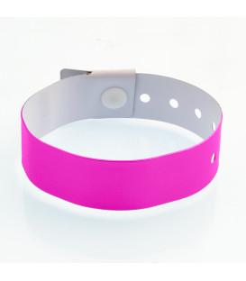 Bracelet Vinyle - L19mm - Pailleté