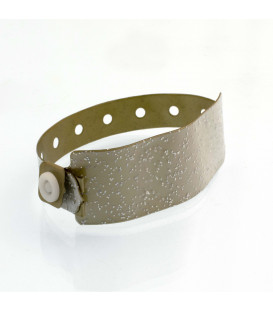 Bracelet Vinyle XL - marqué