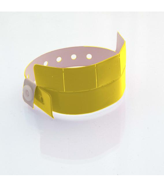 Bracelets vinyle 5 coupons - marqués