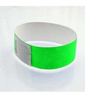 Bracelet tyvek 25 mm - marqué