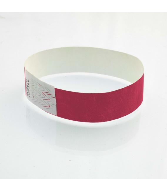 Bracelet tyvek 19 mm - vierges