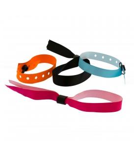 Bracelet tissu à usage unique
