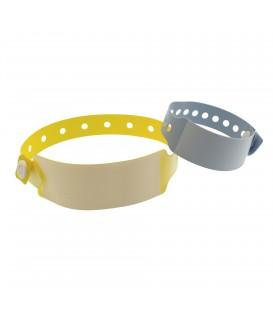 Bracelet panneau d'écriture à usage unique