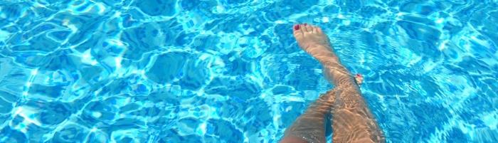 Le bracelet piscine